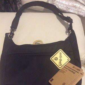 PacSave Travel Handbag Crossbody CS100 Anti-theft